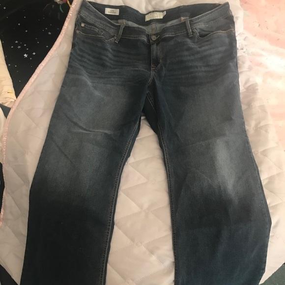 Slim Boot Jean Luxe Stretch Medium Wash